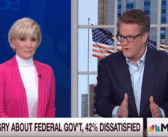 "MSNBC's Mika Brzezinski says ""That is Our Job"" to Control Exactly What People Think"