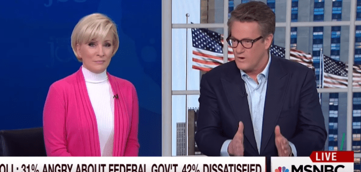 """MSNBC's Mika Brzezinski says """"That is Our Job"""" to Control Exactly What People Think"""