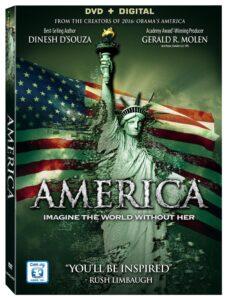 america the dvd