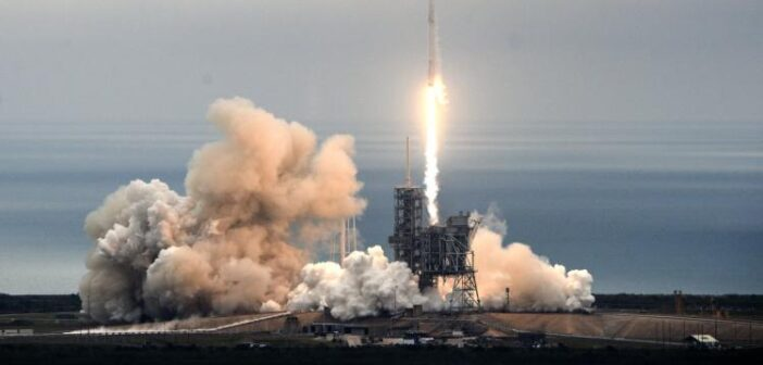 Watch: SpaceX Launches Rocket from Kennedy Space Center then Lands Booster Rocket