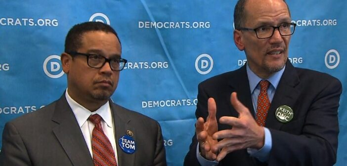 Democrats Stay in Obama's Corner Picking Tom Perez as DNC Chair