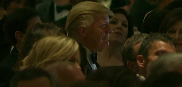trump-2011-White House Correspondents Association Dinner