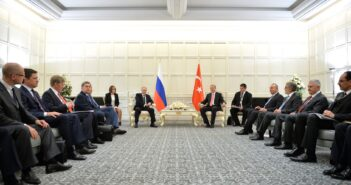 President Recep Tayyip Erdogan-putin