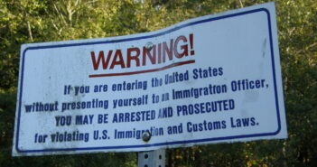 illegal border crossings down 40 percent