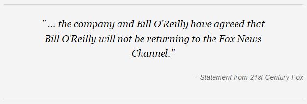 Bill-OReilly-fox-news-ends-show-statement