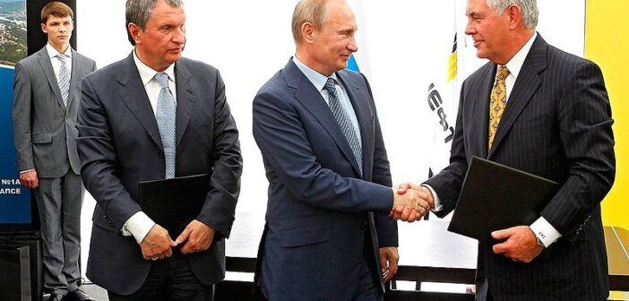 Breaking! Secretary of State Tillerson Meeting With Russian President Putin!