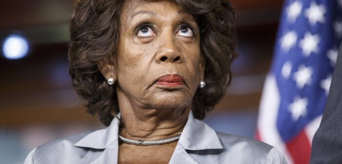 Muddy Maxine Waters: What a Riot by Michelle Malkin