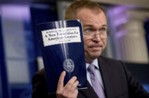 Budget Director Mick Mulvaney trump budget