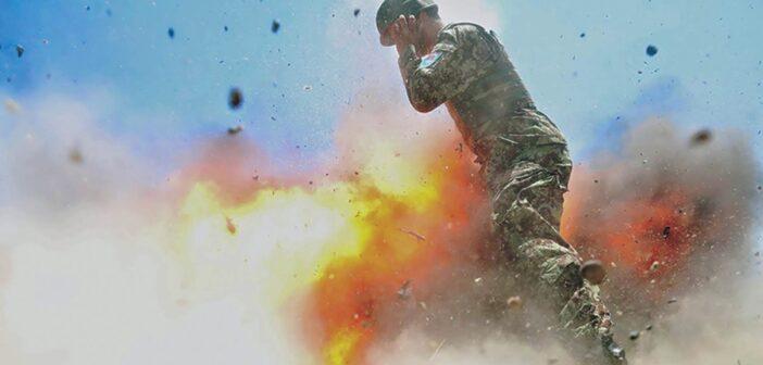 blast killed us army combat photographer Hilda Clayton