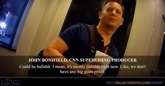 Bombshell! Watch CNN Producer Admitting They Do Fake News in Russia Trump Coverage