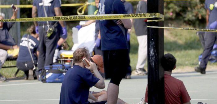 Watch: Gunman Opens Fire on GOP Baseball Practice (Video)