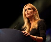 TEDDY KENNEDY'S SURPRISE FOR GRANDMA by Ann Coulter