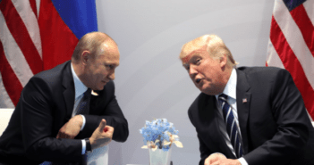Is Trump's Russia Policy Being Hijacked? by Patrick Buchanan
