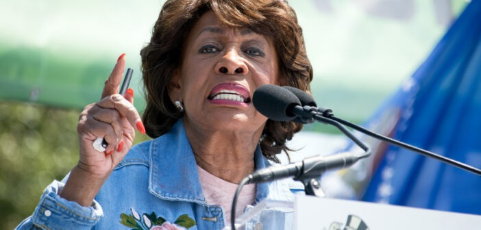 maxine-waters-islamophobic