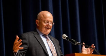 james clapper god is great