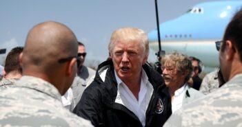 President Trump visit Puerto Rico
