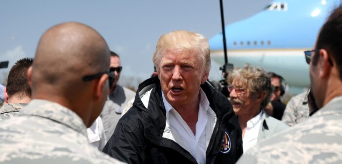 Trump Not Letting Media Turn Puerto Rico Into His 'Katrina' by Larry Elder