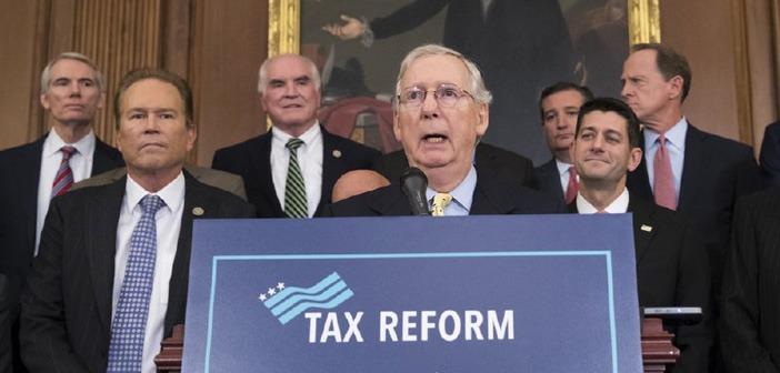 Memo to GOP: Pass the Tax Bill by David Limbaugh