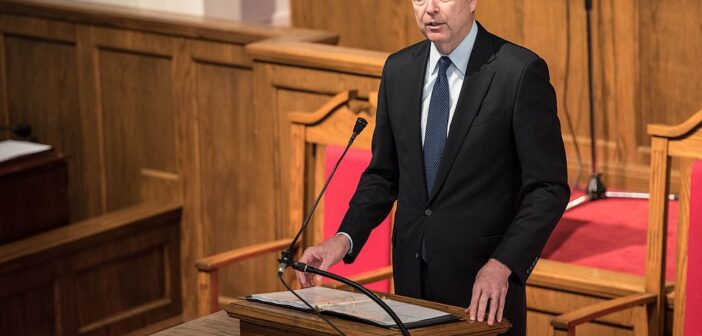 The Fall of James Comey by David Limbaugh