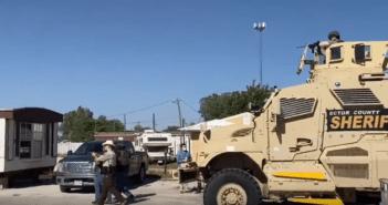 big daddy zanes bar swat team raid