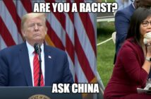 CBS News Trump Racist China