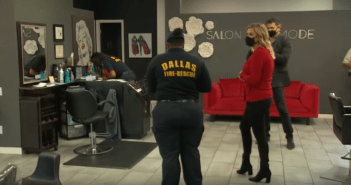 Texas Salon Owner Jailed Covid-19